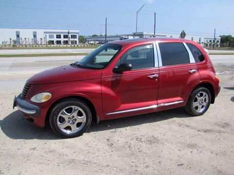 2001 Chrysler PT Cruiser for sale at HUGH WILLIAMS AUTO SALES in Lakeland FL