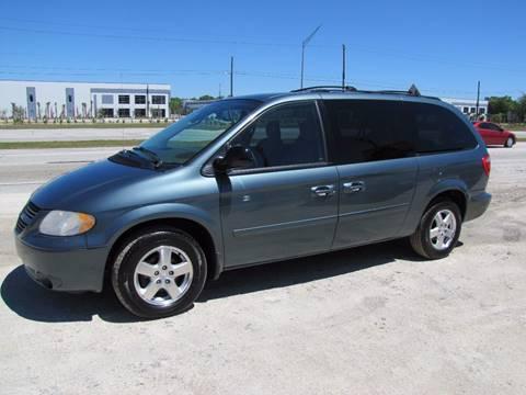 2006 Dodge Grand Caravan for sale at HUGH WILLIAMS AUTO SALES in Lakeland FL