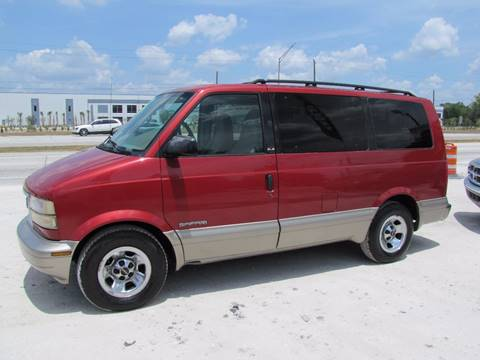 2001 GMC Safari for sale in Lakeland, FL