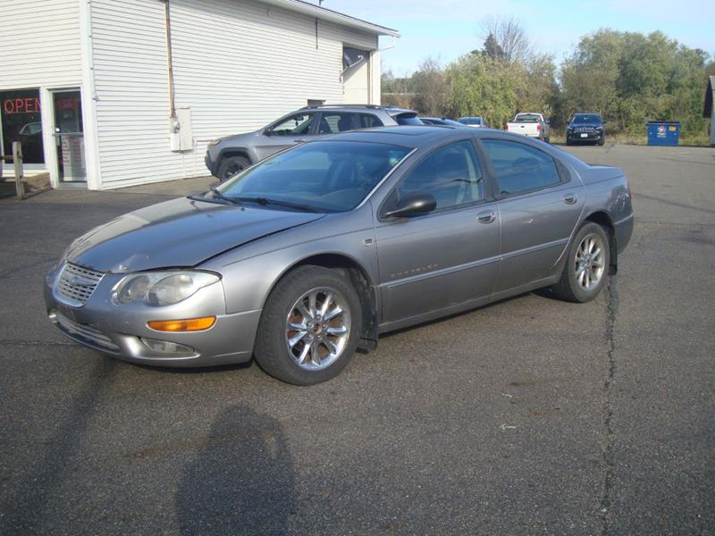 1999 Chrysler 300m 4dr Sedan In Dover Oh Ricks Motor Sales