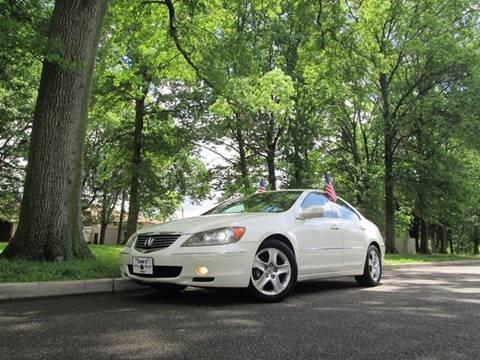 2005 Acura RL for sale in Roselle, NJ