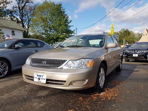 2002 Toyota Avalon for sale in Roselle, NJ