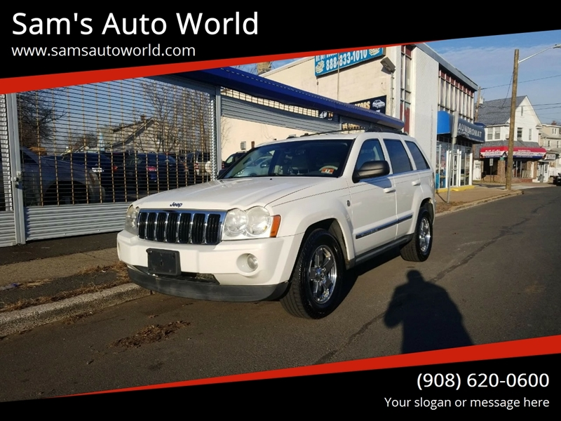 2007 Jeep Grand Cherokee 4x4 Limited 4dr Suv In Roselle Nj Sam S