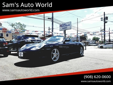 2003 Porsche Boxster for sale in Roselle, NJ