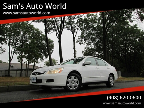 2007 Honda Accord for sale in Roselle, NJ