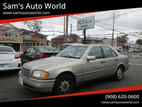 1997 Mercedes-Benz C-Class for sale in Roselle, NJ