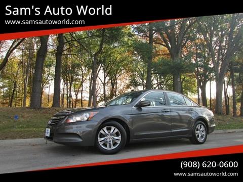 2011 Honda Accord for sale in Roselle, NJ