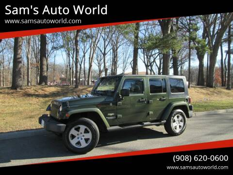 Jeep Dealers Nj >> Sam S Auto World Car Dealer In Roselle Nj