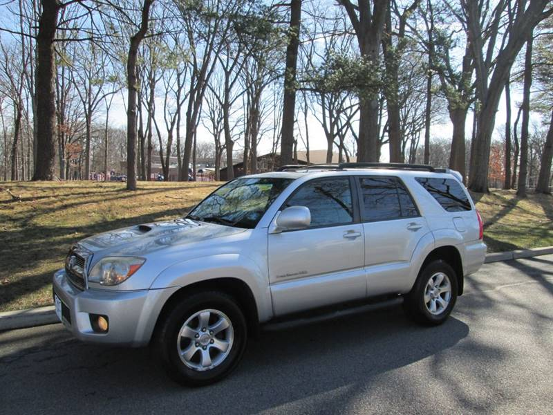 2008 Toyota 4Runner Sport Edition (image 3)