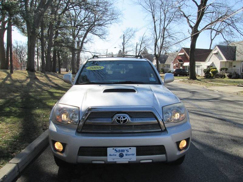 2008 Toyota 4Runner Sport Edition (image 4)