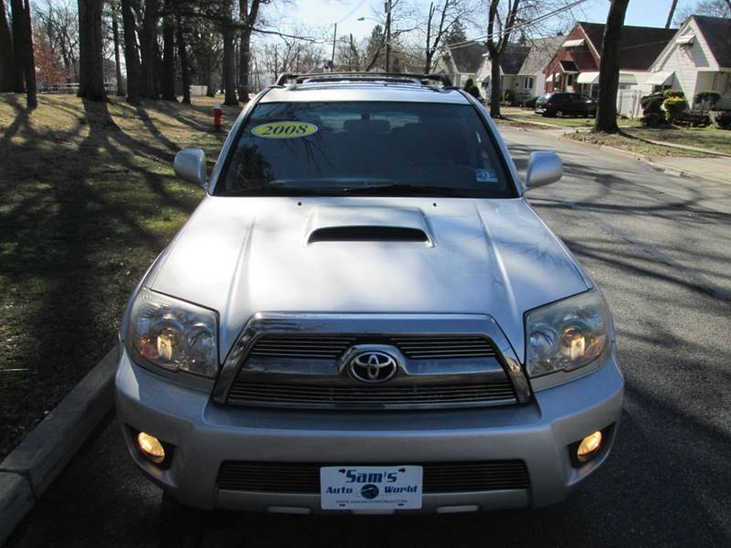 2008 Toyota 4Runner Sport Edition (image 5)