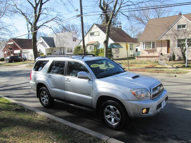 2008 Toyota 4Runner Sport Edition (image 6)
