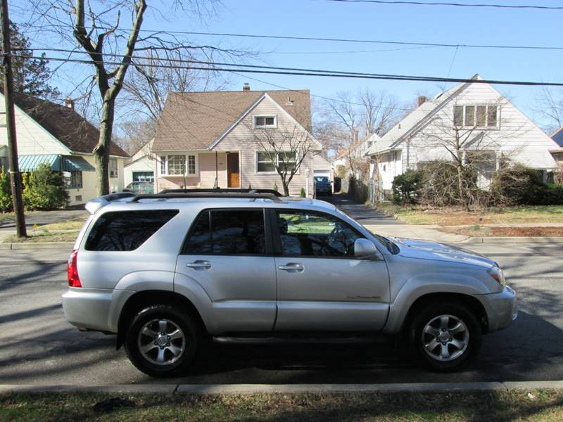 2008 Toyota 4Runner Sport Edition (image 7)