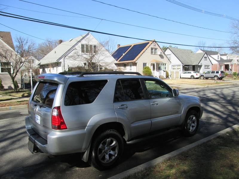 2008 Toyota 4Runner Sport Edition (image 8)