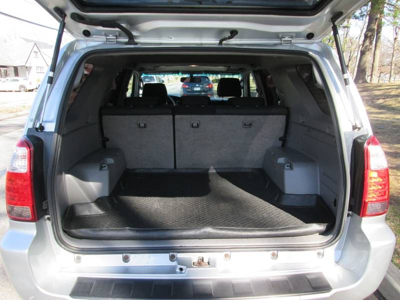 2008 Toyota 4Runner Sport Edition (image 9)