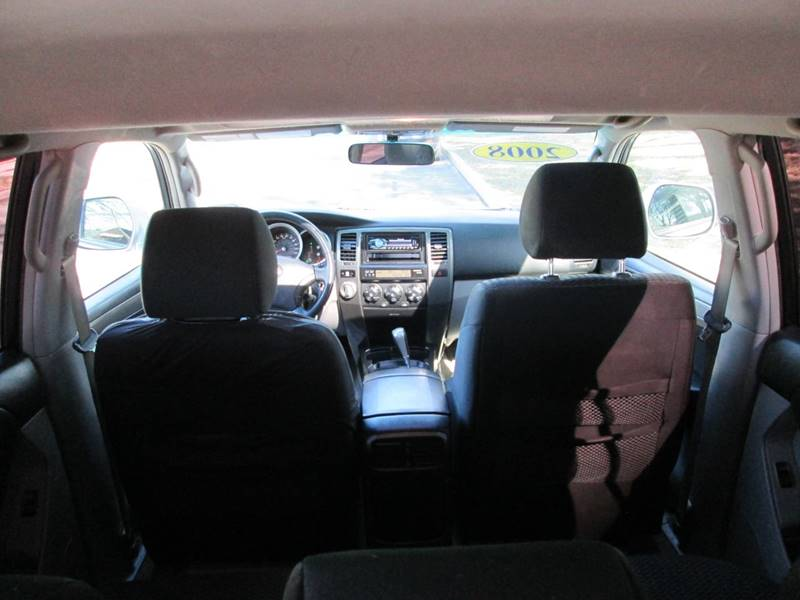 2008 Toyota 4Runner Sport Edition (image 10)