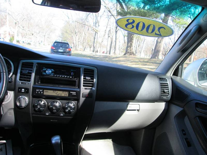 2008 Toyota 4Runner Sport Edition (image 21)