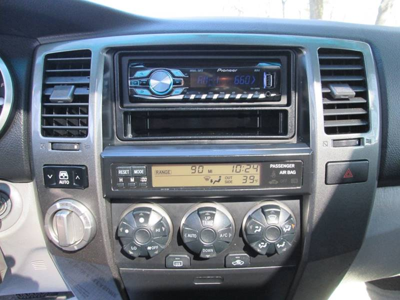 2008 Toyota 4Runner Sport Edition (image 29)