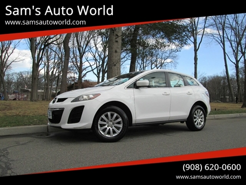 2010 Mazda CX-7 i SV for sale at Sam's Auto World in Roselle NJ
