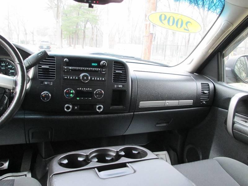 2009 GMC Sierra 1500 SLE (image 21)