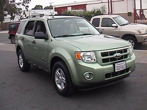 2009 Ford Escape Hybrid for sale in Newport Beach, CA