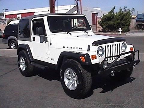 2005 Jeep Wrangler for sale in Newport Beach, CA