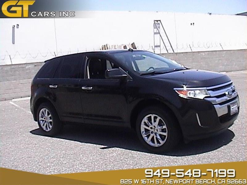 Ford Edge Sel Dr Crossover Newport Beach Ca