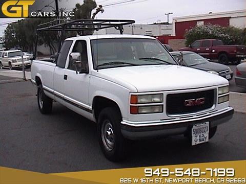 1998 GMC Sierra 2500 for sale in Newport Beach, CA