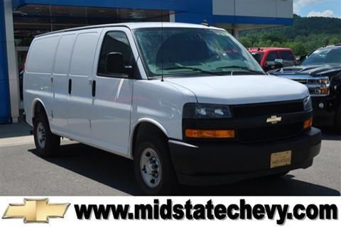 2018 Chevrolet Express Cargo for sale in Sutton, WV