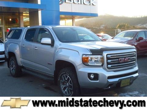 2016 GMC Canyon for sale in Sutton, WV