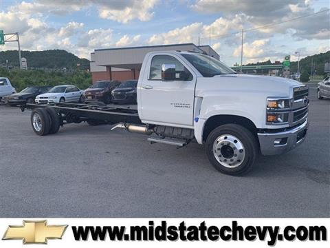 2019 Chevrolet Silverado 6500HD for sale in Sutton, WV