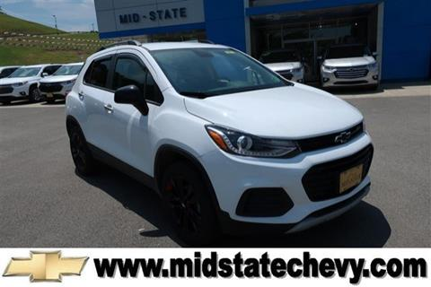2018 Chevrolet Trax for sale in Sutton, WV