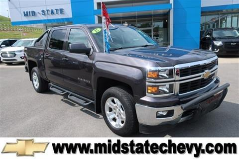 2015 Chevrolet Silverado 1500 for sale in Sutton, WV