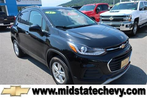 2017 Chevrolet Trax for sale in Sutton, WV