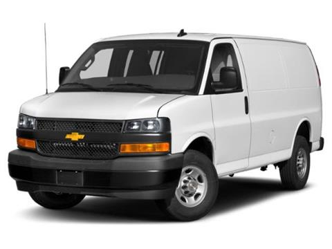 2019 Chevrolet Express Cargo for sale in Sutton, WV