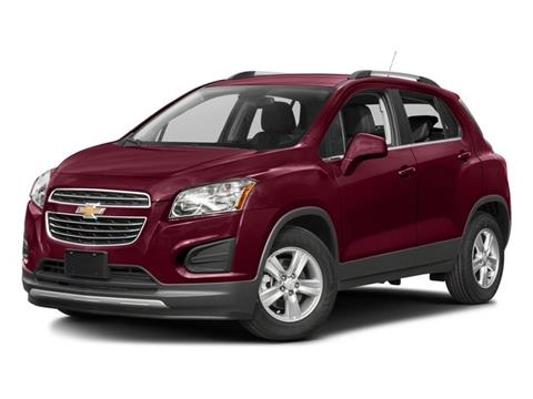 2016 Chevrolet Trax for sale in Sutton, WV
