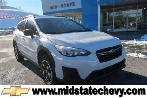 2018 Subaru Crosstrek 2.0i Base for sale at Mid-State Chevrolet Buick in Sutton WV