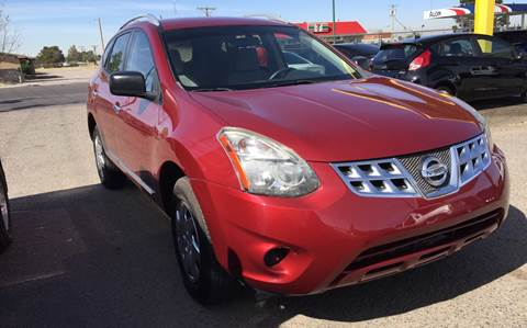 2015 Nissan Rogue Select for sale in El Paso, TX
