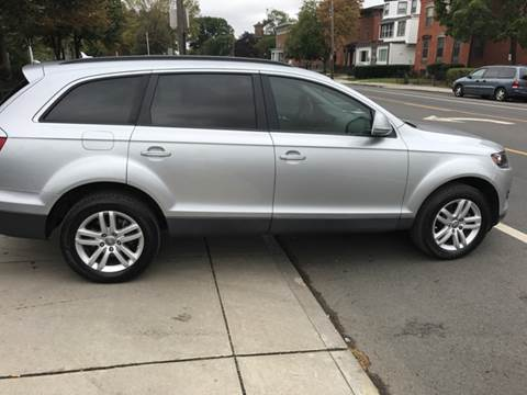 2008 Audi Q7 for sale in Hartford, CT