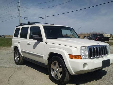 2010 Jeep Commander for sale in Lee's Summit, MO