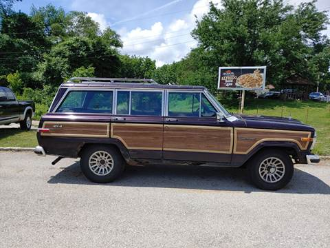 1990 Jeep Grand Wagoneer for sale in Lee's Summit, MO