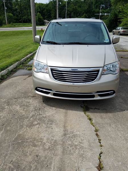 2013 Chrysler Town And Country Touring L 4dr Mini Van In