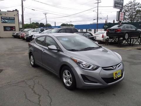 2014 Hyundai Elantra for sale in Malden, MA