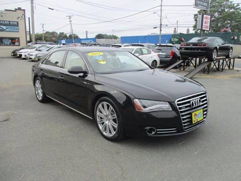 2011 Audi A8 L for sale in Malden, MA