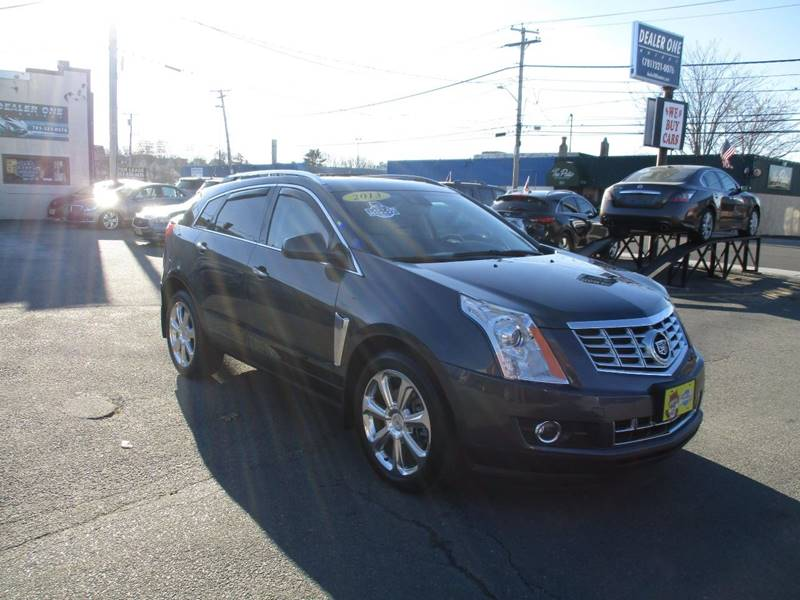 Cadillac Srx AWD Performance Collection Dr SUV In Malden MA - Cadillac dealers ma