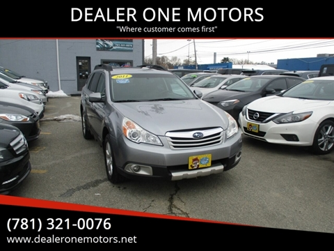 Subaru Dealers Ma >> Subaru For Sale In Malden Ma Dealer One Motors