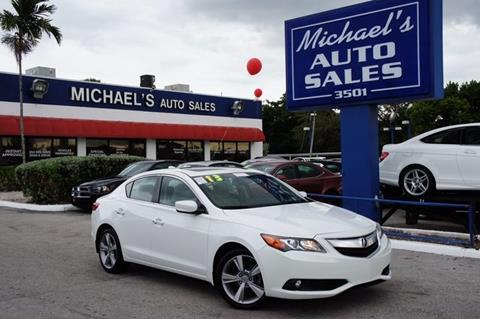 2013 Acura ILX for sale in West Park, FL
