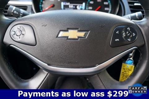 2017 Chevrolet Impala for sale in West Park, FL
