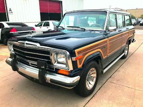 1987 Jeep Grand Wagoneer for sale in West Park, FL