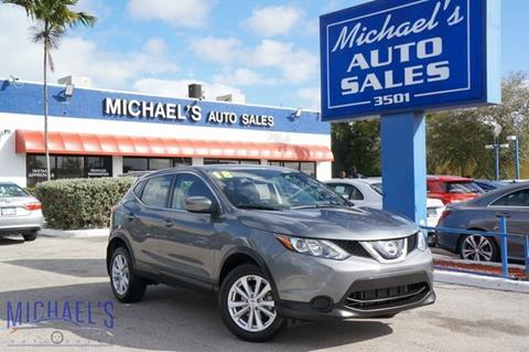 2018 Nissan Rogue Sport for sale in Hollywood, FL